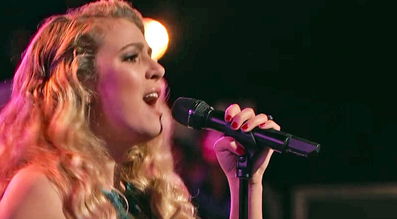 The voice Songs | Singer Fights For Spot On 'The Voice' With Sensational Cover Of Reba's 'Fancy' | Country Music Videos