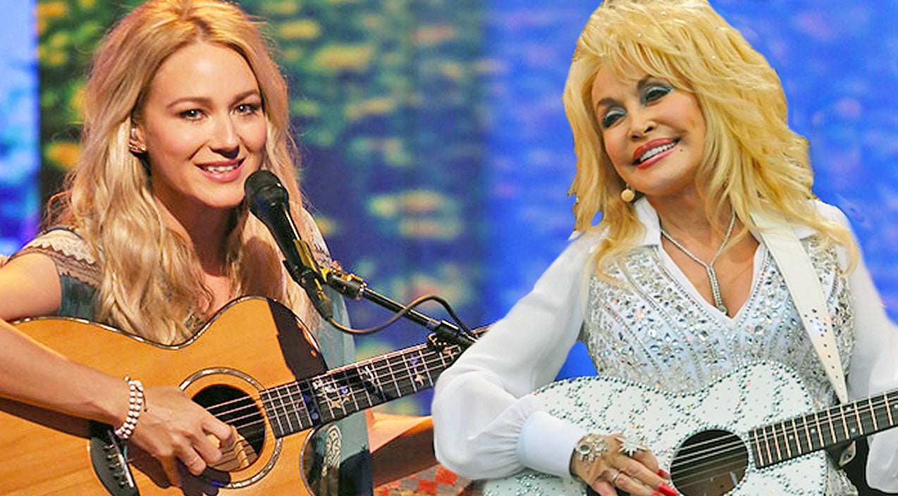 Jewel Songs | Dolly Parton & Jewel Share A Deep Connection In New Song Dedicated To Their Fathers | Country Music Videos