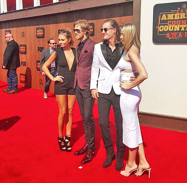 Top 5 Cutest Couples At The American Country Countdown Awards (3/5)   Country Music Videos
