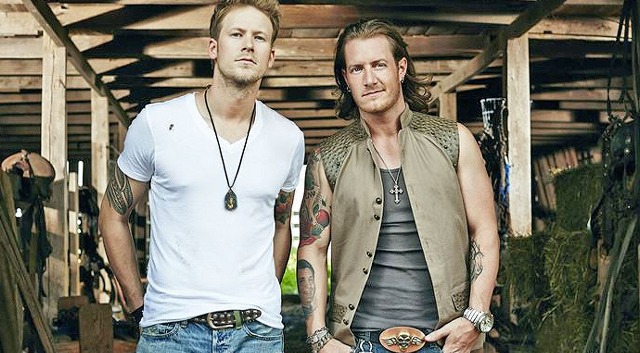 Florida georgia line Songs | Florida Georgia Line's Tyler Hubbard Bares His Bottom During Vacation | Country Music Videos