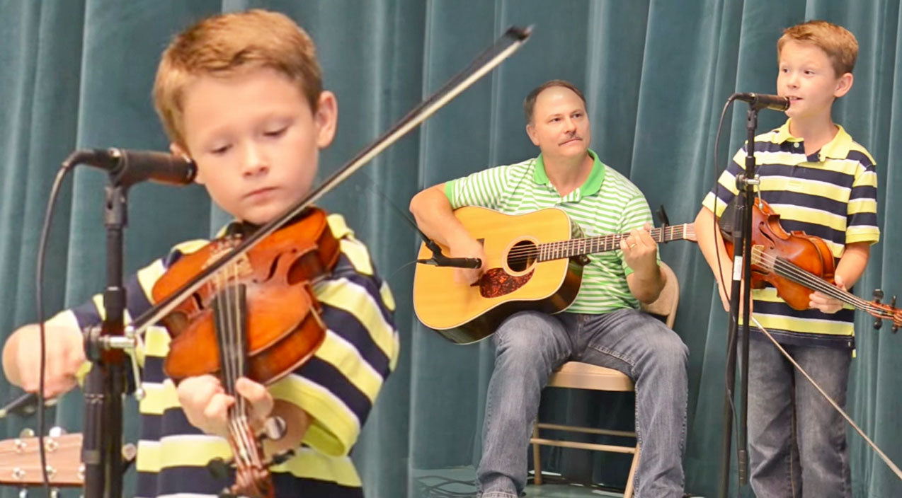 Cute kid Songs | This 8-Year-Old Fiddle Player Will Leave You Speechless With His Rendition Of