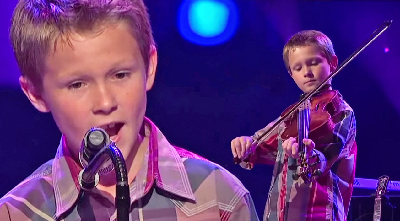 Amazing 10-Year-Old Astonishes The Crowd At The Grand Ole Opry With 'Kentucky Waltz' | Country Music Videos