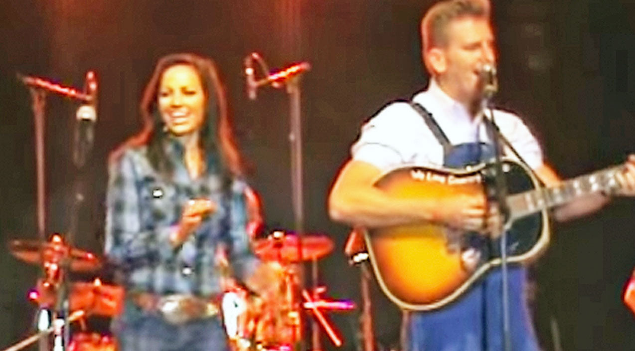 Rory feek Songs | Relive The Magic Of Joey Feek With Live Cover Of Merle Haggard's 'Fightin' Side of Me' | Country Music Videos