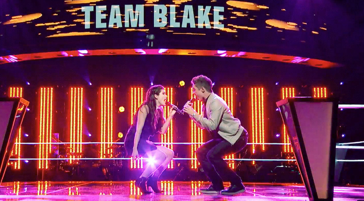 The voice Songs | Classic Rock Is Brought To Life During UNBELIEVABLE Team Blake Battle | Country Music Videos