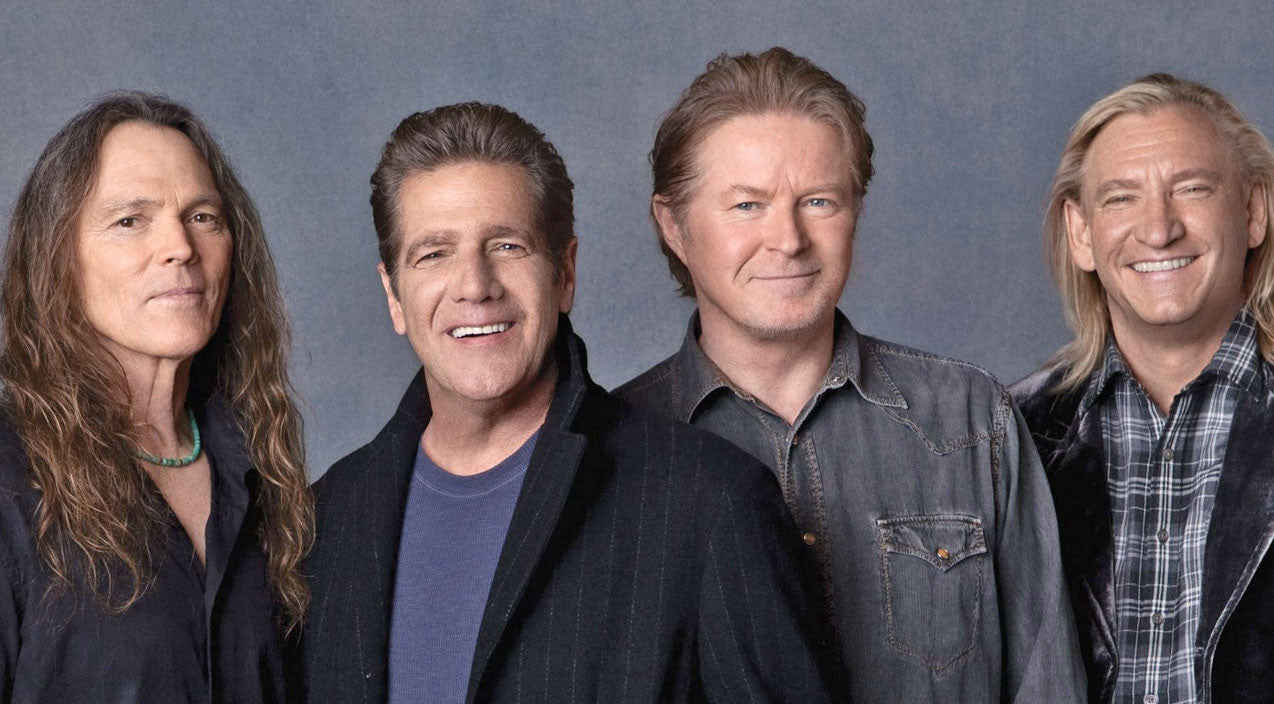 The eagles Songs   The Eagles Reveal Glenn Frey's Replacement   Country Music Videos
