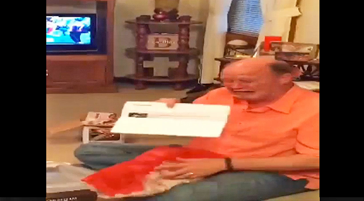 Garth brooks Songs | Dad Breaks Down Crying As Family Reveals Surprise Tickets To Garth Brooks' Show | Country Music Videos