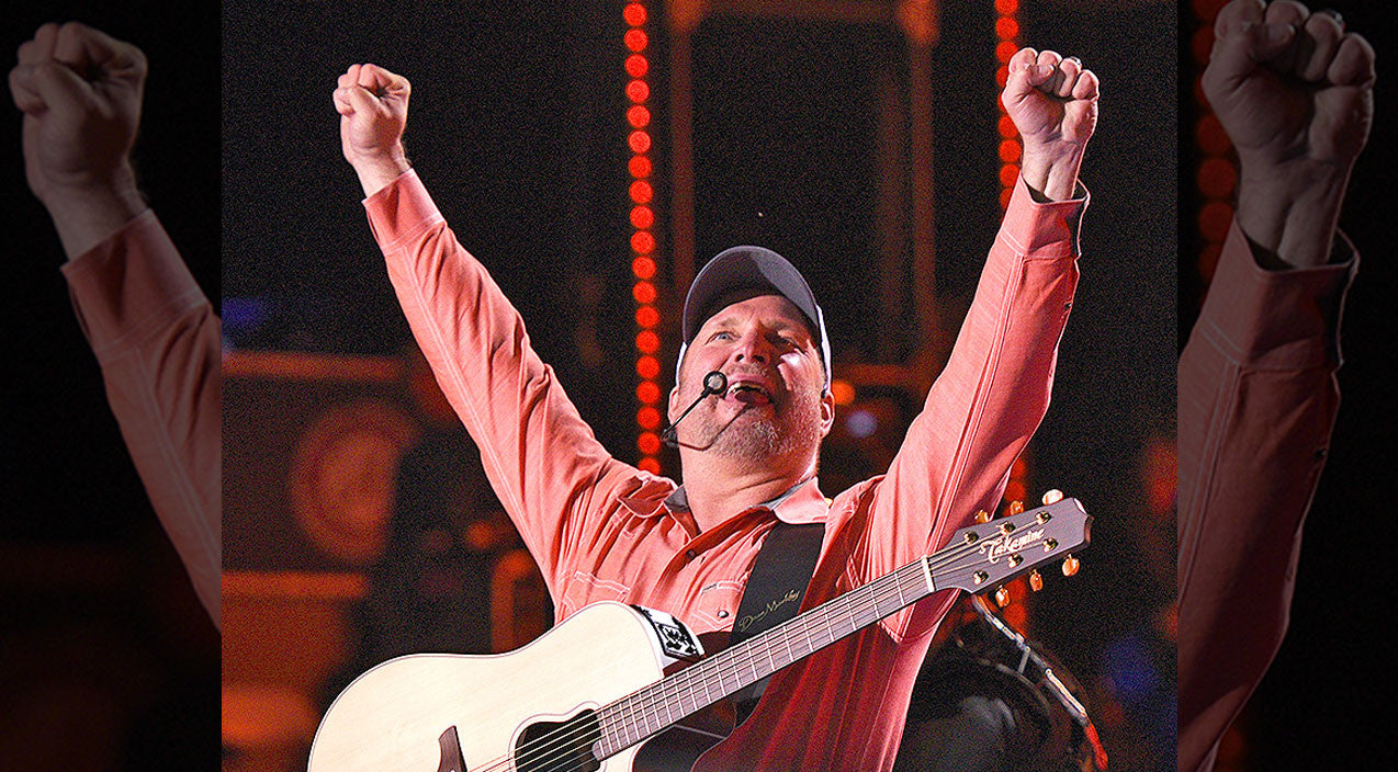 Modern country Songs | Garth Brooks Ties Down Monumental Inaugural Event | Country Music Videos