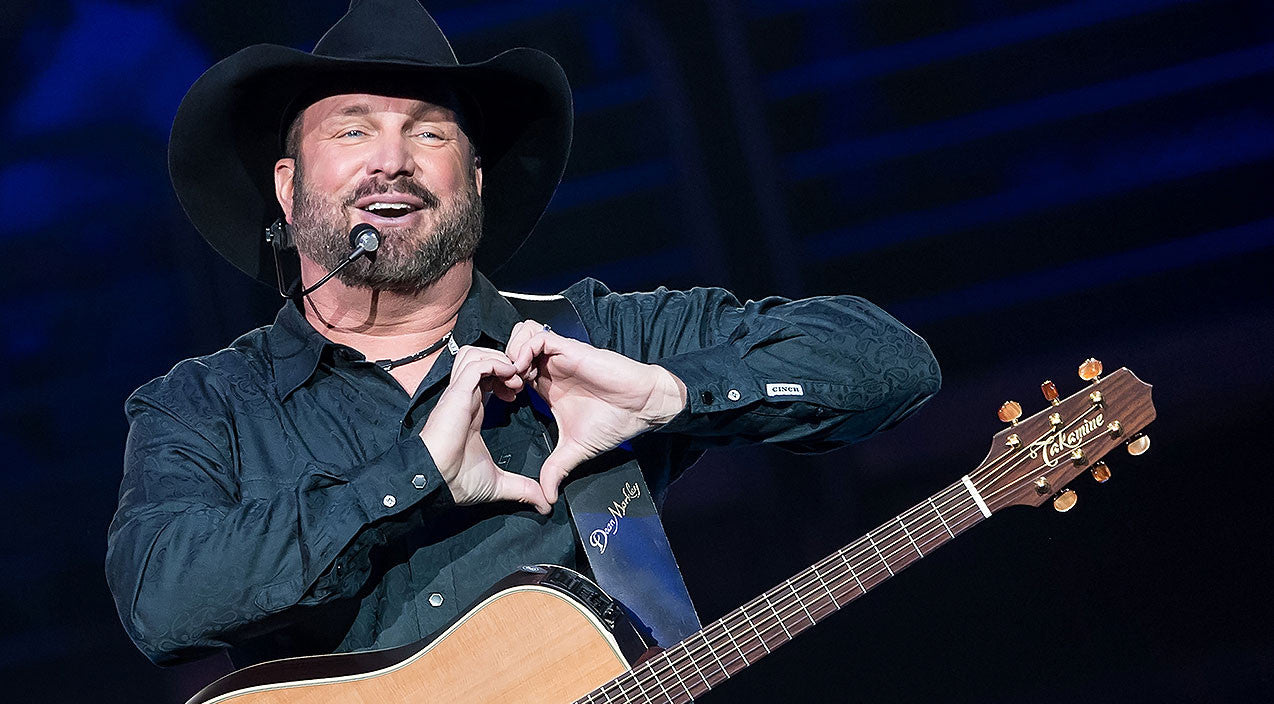 Modern country Songs | Garth Brooks Comically Compares Concerts To Lovemaking In Unexpected Interview | Country Music Videos
