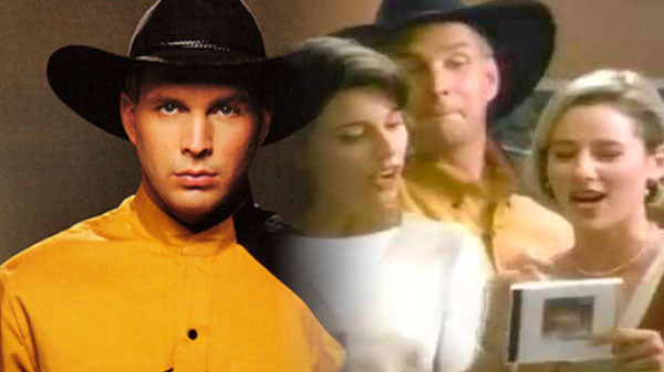 Garth brooks Songs | Garth Brooks McDonald's Promo (VIDEO) | Country Music Videos