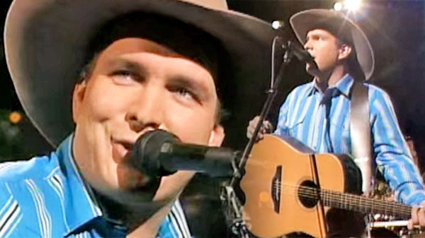 Garth brooks Songs | Garth Brooks - Much Too Young (To Feel This Damn Old) (1989) (LIVE) (VIDEO) | Country Music Videos