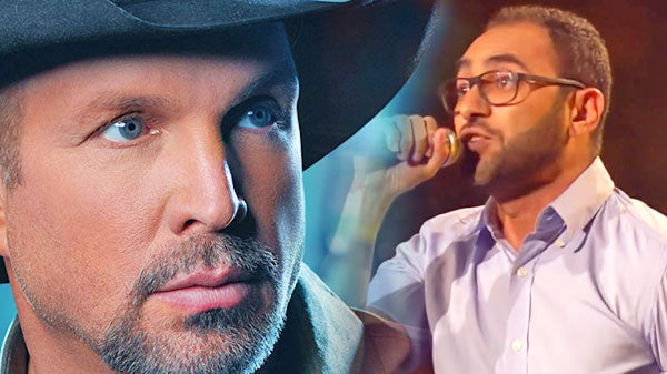 Garth brooks Songs | Shady Sheha Wows With Garth Brooks'