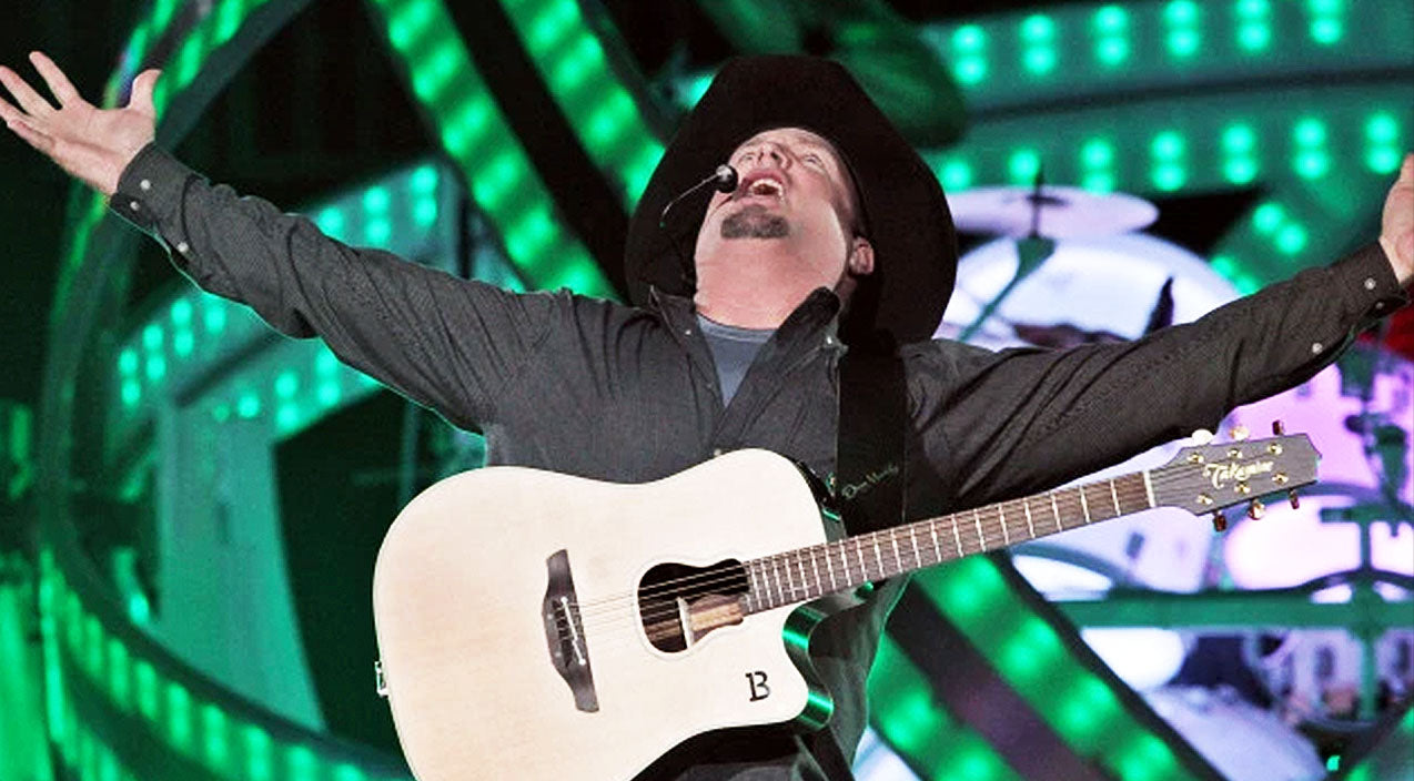 Garth brooks Songs | Garth Brooks In The Running For Presidential-Sized Opportunity | Country Music Videos
