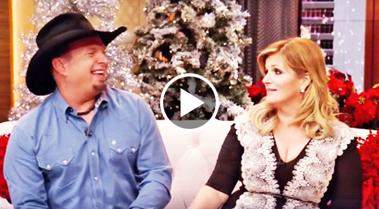 Garth unveils his powerful marriage proposal that trisha for How long have garth brooks and trisha yearwood been married