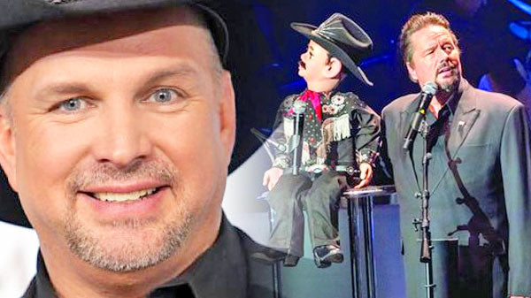 Garth brooks Songs | Ventriloquist, Terry Fator Performs Garth Brooks'