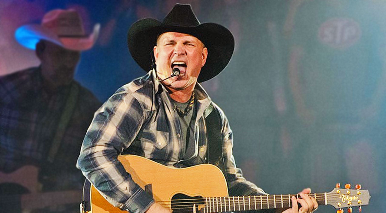 Garth brooks Songs | Garth Brooks Just Broke Another Record | Country Music Videos