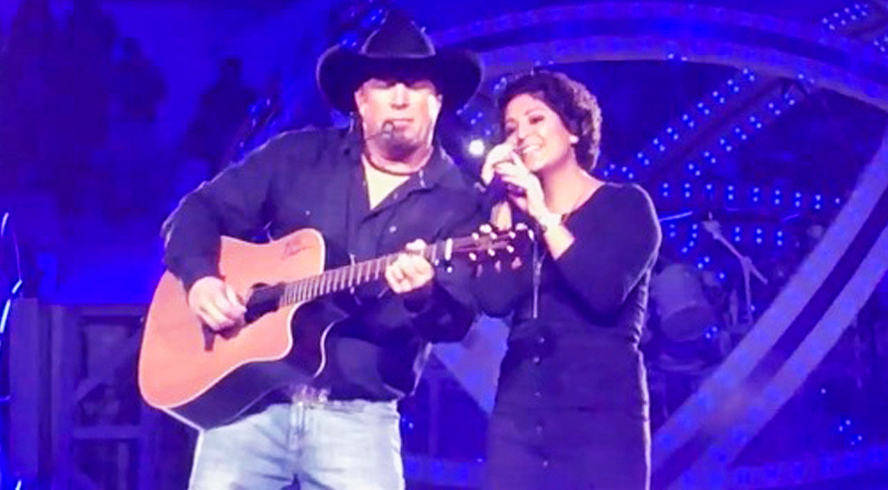 Modern country Songs | Cancer Survivor Joins Garth Brooks For Unforgettable Performance Of 'I Told You So' | Country Music Videos