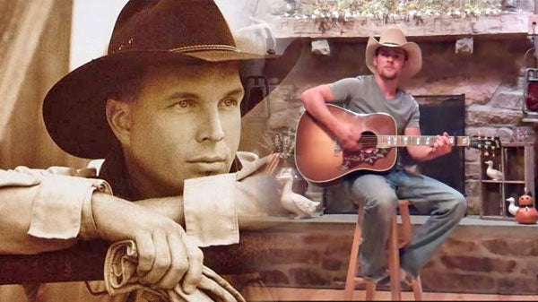Garth brooks Songs | Blaine Holcomb Covers Garth Brook's
