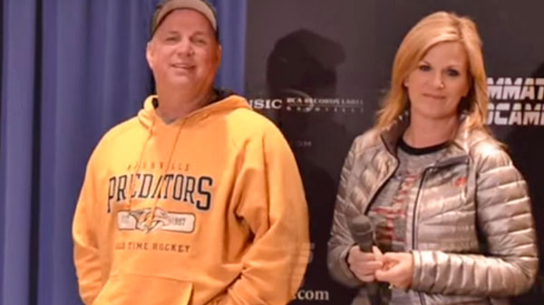 Trisha yearwood Songs | Garth Brooks and Trisha Yearwood Interview (New Albums) (VIDEO) | Country Music Videos