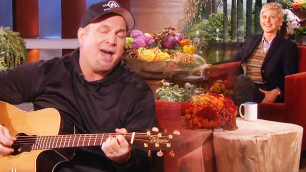 Garth brooks Songs | Garth Brooks - Sing Along Interview with Ellen | Country Music Videos