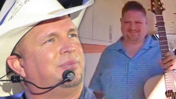 Garth brooks Songs | Garth Brooks Shares Emotional Moment With Special Olympian (VIDEO) | Country Music Videos
