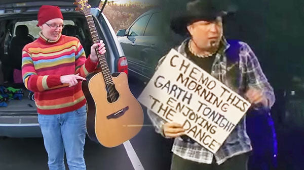 Garth brooks Songs | Garth Brooks Stops Live Performance To Recognize Woman With Cancer (Tear-Jerker) (WATCH) | Country Music Videos