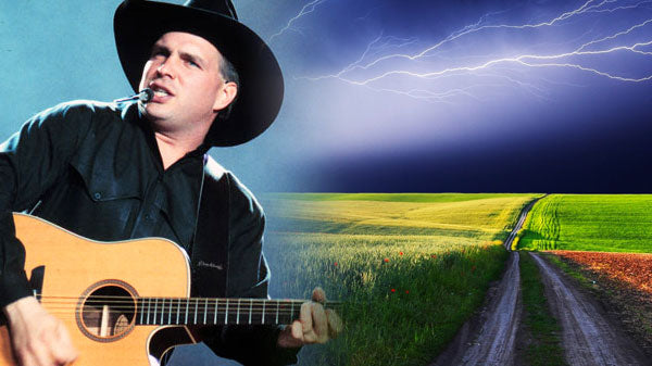 Garth Brooks - The Thunder Rolls (VIDEO) | Country Music Videos