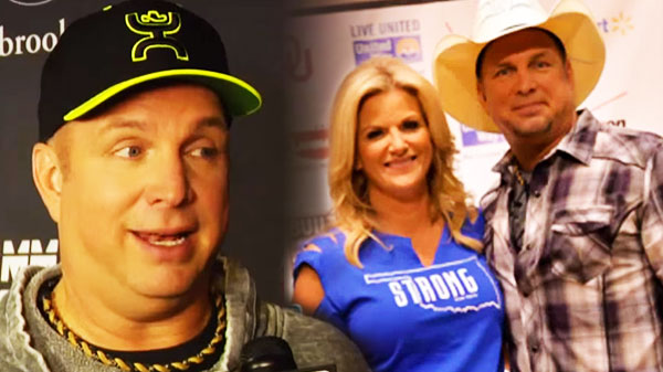 Trisha yearwood Songs | How Trisha Yearwood Keeps Garth Brooks Happy on the Road (VIDEO) | Country Music Videos