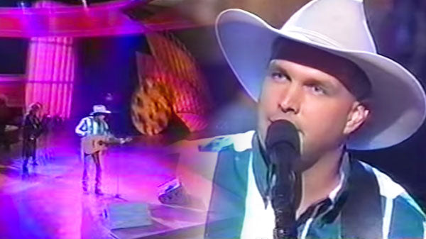 Garth Brooks - (George Jones, Buck Owens & George Strait Covers) (VIDEO) | Country Music Videos