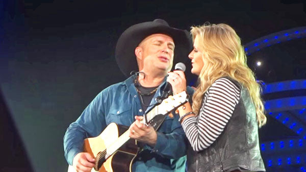 Trisha yearwood Songs | Garth Brooks and Trisha Yearwood - Walkaway Joe (LIVE) (WATCH) | Country Music Videos