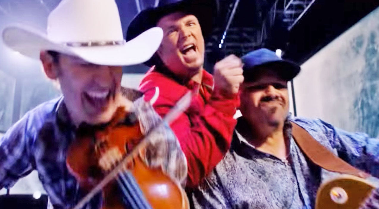 Modern country Songs | Garth Brooks Opens Southeastern Championship Game With Blazing New Song 'Pure Adrenaline' | Country Music Videos
