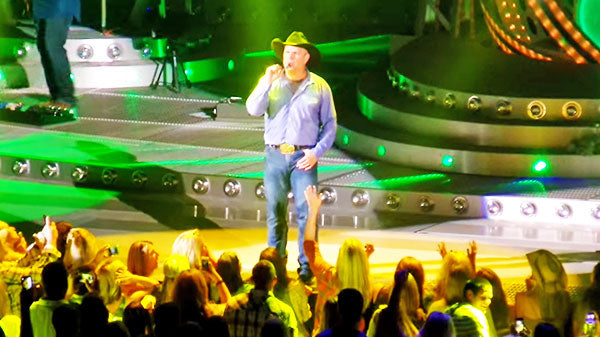 Garth brooks Songs | Garth Brooks - Shameless (LIVE in Concert) | Country Music Videos