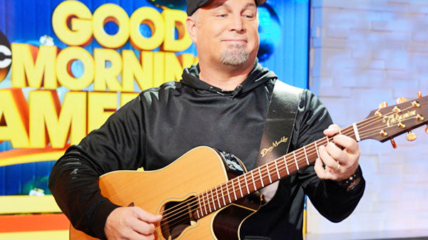 Garth brooks Songs | Garth Brooks Makes Surprise Announcement on Good Morning America (VIDEO) | Country Music Videos