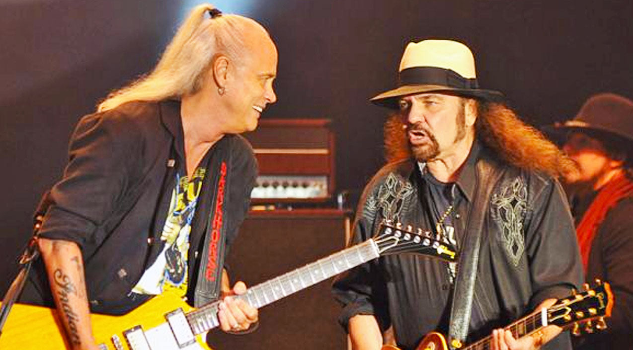 Rickey medlocke Songs | Gary Rossington & Rickey Medlocke Open Up About How They Conquered Skynyrd's Tragic Past | Country Music Videos