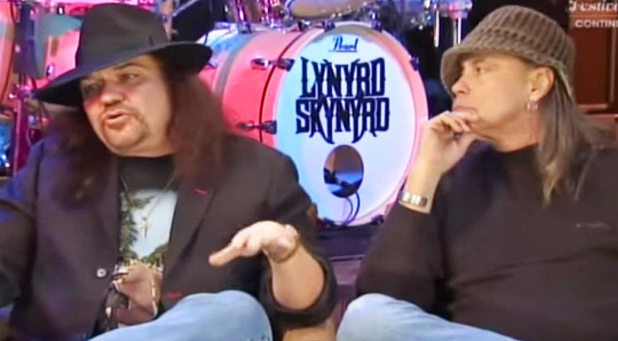 Rickey medlocke Songs | Gary Rossington & Rickey Medlocke Dish Out A Dose Of Skynyrd History In Compelling Interview | Country Music Videos