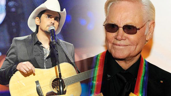 George jones Songs | Brad Paisley Covers George Jones'