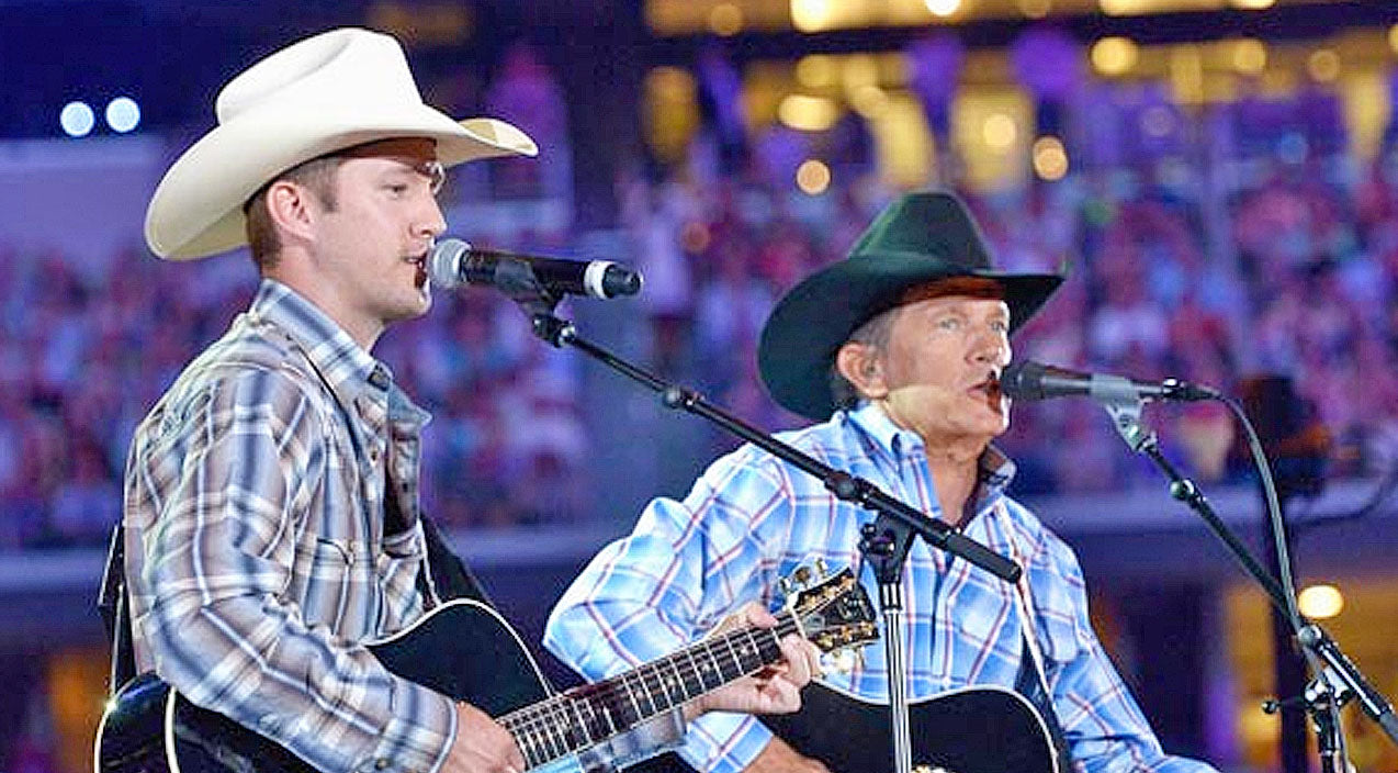 George strait Songs | George Strait and His Son, Bubba Strait Wow With