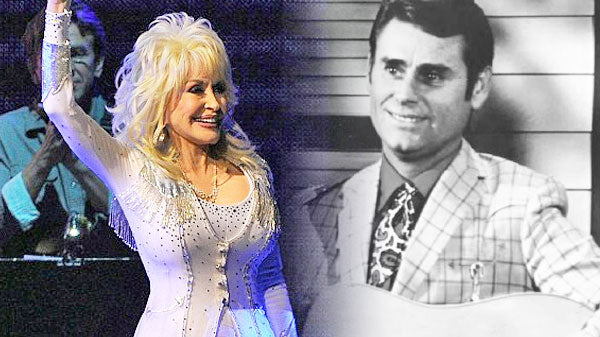 George jones Songs | Dolly Parton Covers George Jones'