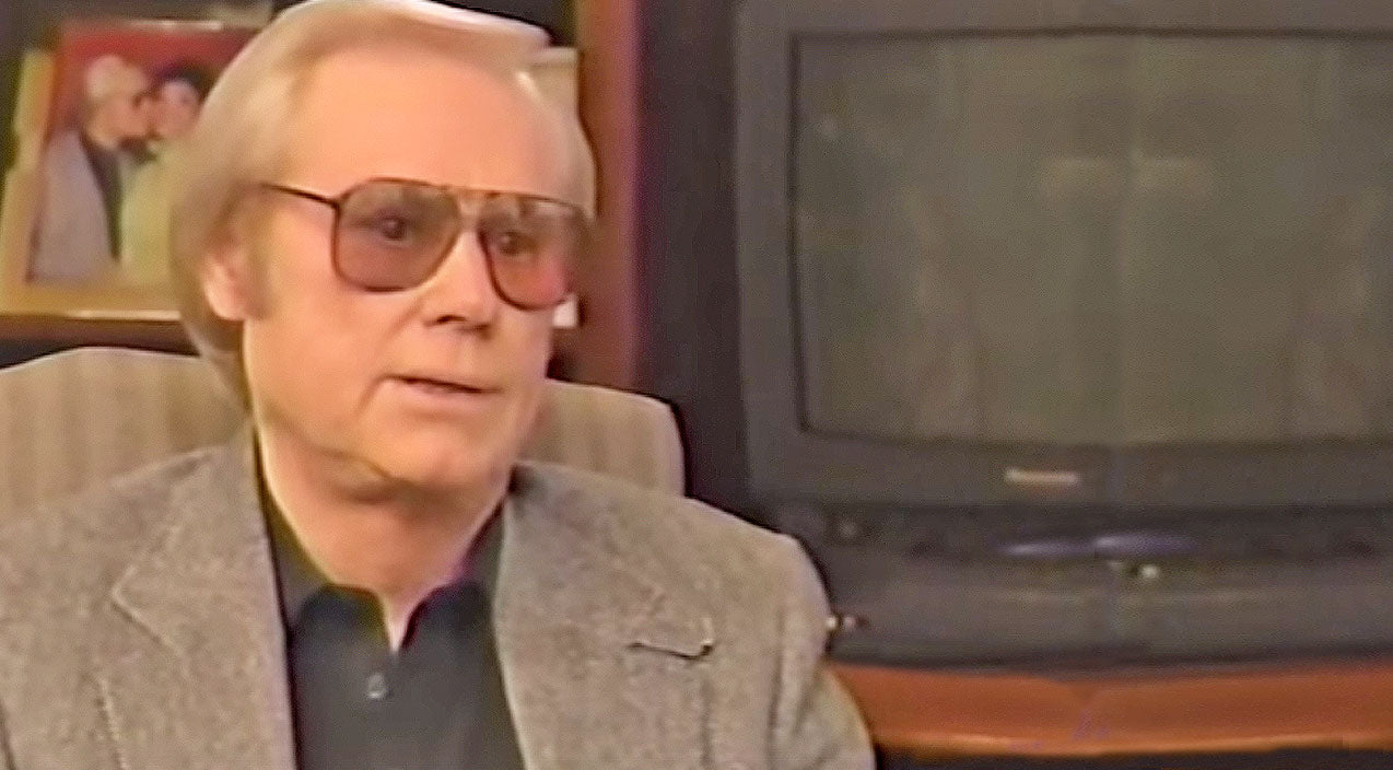 "George jones Songs | ""I'm Not The Happiest"" - George Jones Gets Blunt About Country Radio 