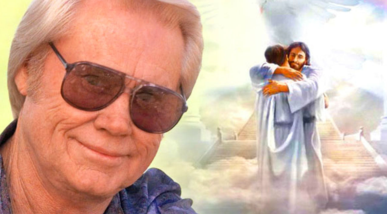 George jones Songs | George Jones - How Beautiful Heaven Must Be | Country Music Videos