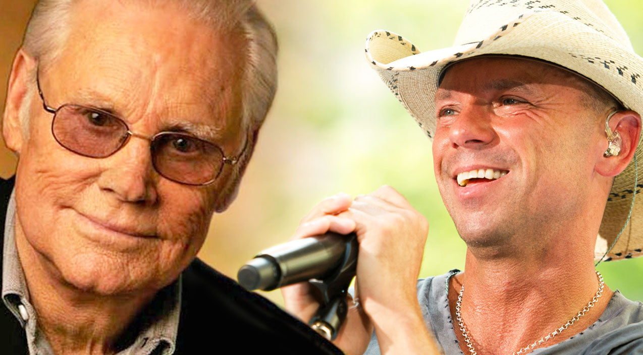 Kenny chesney Songs | Kenny Chesney Honors The Iconic George Jones On The Day He Passed Away | Country Music Videos