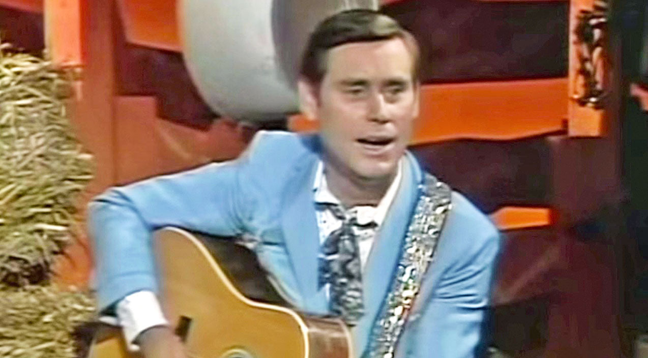 George jones Songs | George Jones Takes 'Hee Haw' By Storm With Spirited Performance Of 'White Lightning' | Country Music Videos