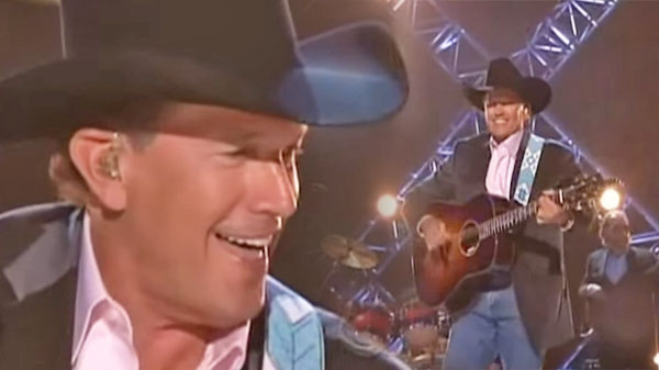 George strait Songs | George Strait - Ocean Front Property (LIVE) | Country Music Videos