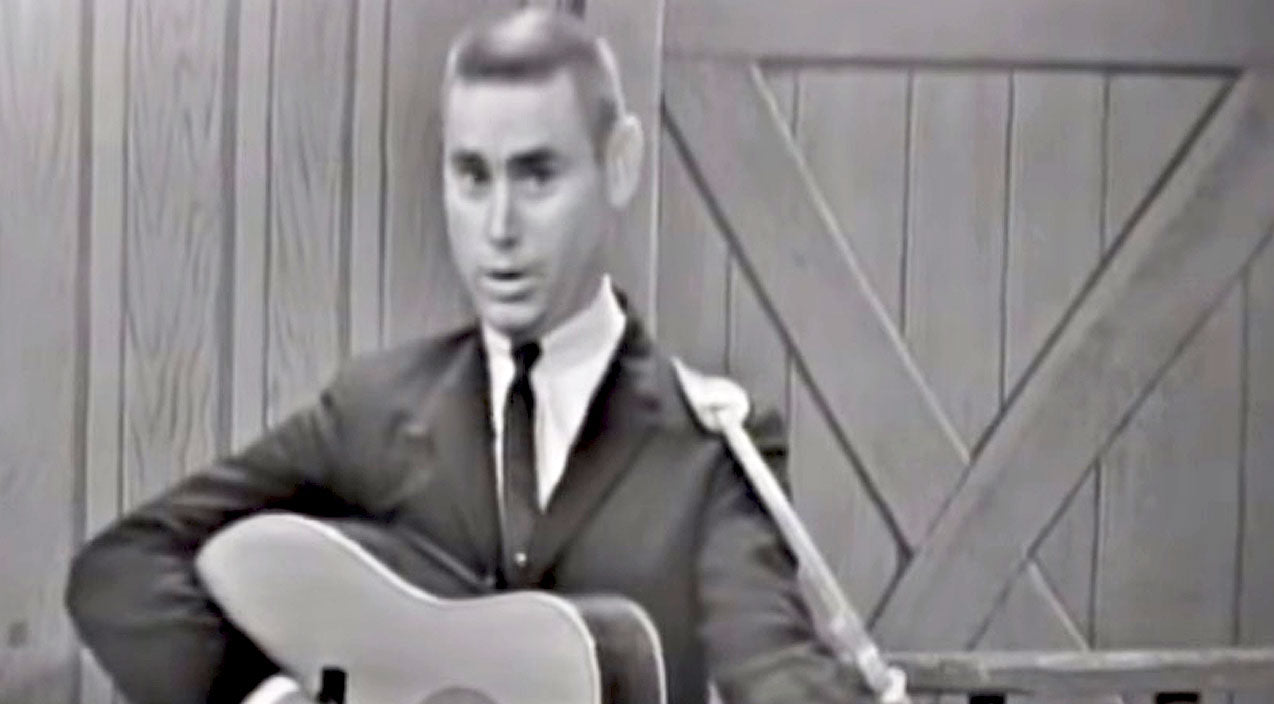 George jones Songs | George Jones Secures His Place In Opry History With Bubbly Hit 'White Lightning' | Country Music Videos