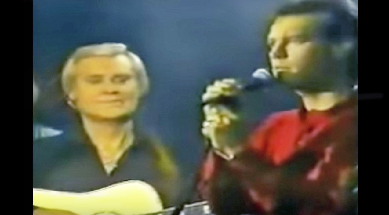 Randy travis Songs | Hank Williams Classic Gets Reworked Into Magical George Jones & Randy Travis Duet | Country Music Videos