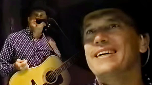 George Strait - Adalida (1996 Houston Rodeo) (WATCH) | Country Music Videos