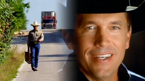 George Strait - Carrying Your Love With Me | Country Music Videos