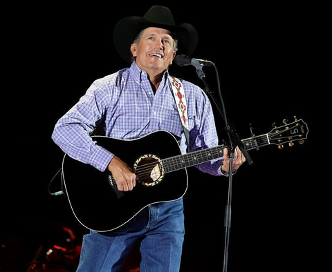 George strait Songs | 2. When He Captivated An Entire Crowd | Country Music Videos