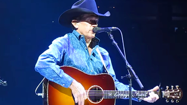 George strait Songs | George Strait - Give It Away (LIVE) (WATCH) | Country Music Videos
