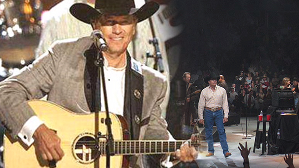 George strait Songs | George Strait - Let's Fall To Pieces Together (LIVE) (WATCH) | Country Music Videos