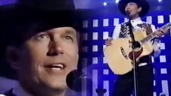 George Strait - One Night At a Time | Country Music Videos